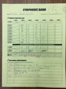 7th Practice Sheet