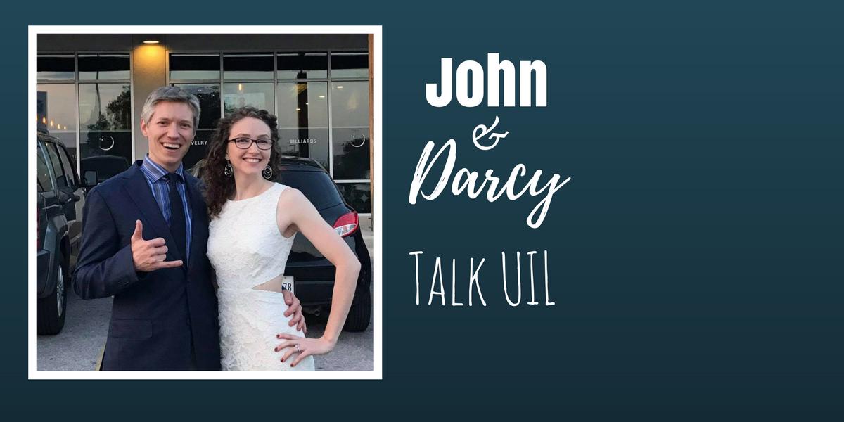 John & Darcy